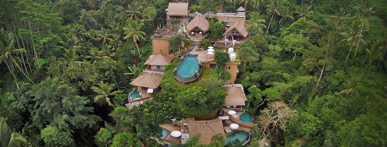 Balimoon at The Kayon Resort